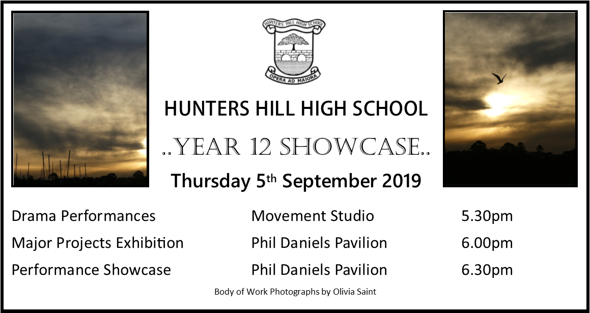 Year 12 Showcase
